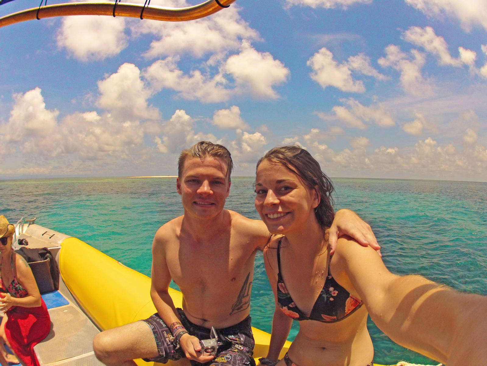 Snorkeling Great Barrier Reef
