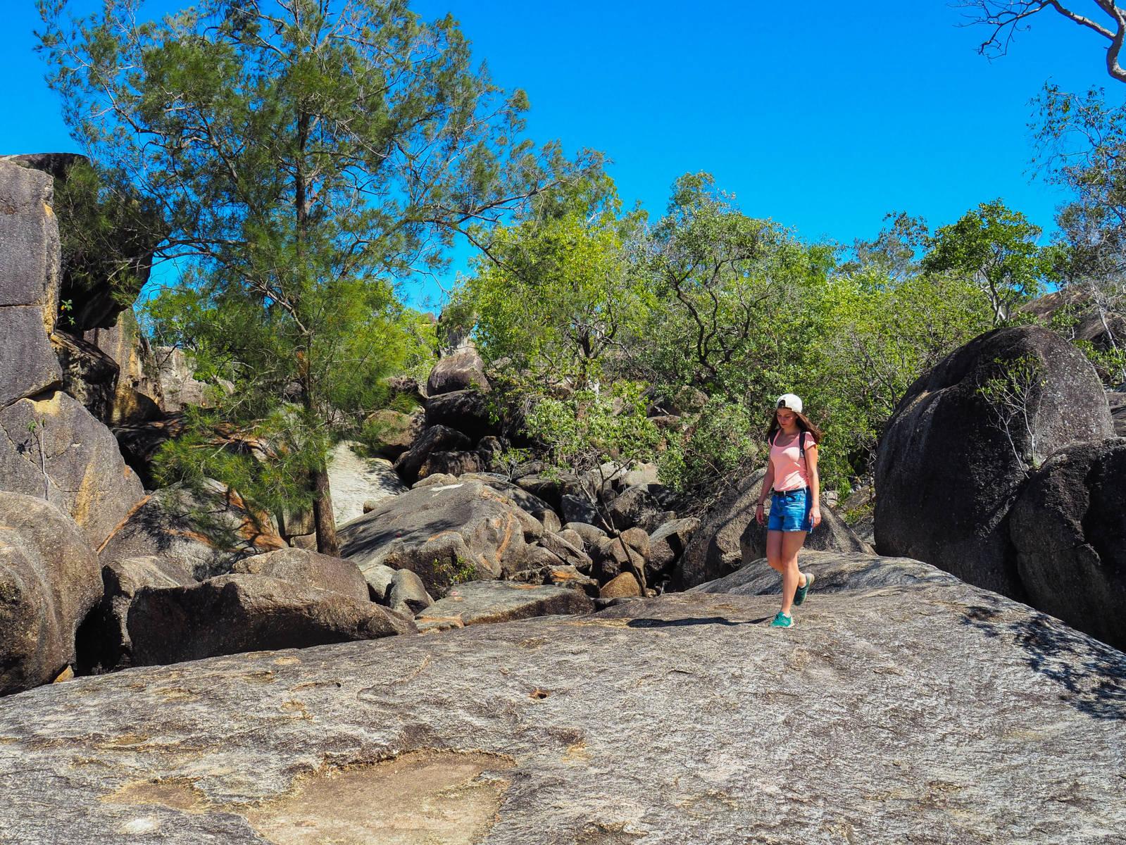 Granit Gorge National Park