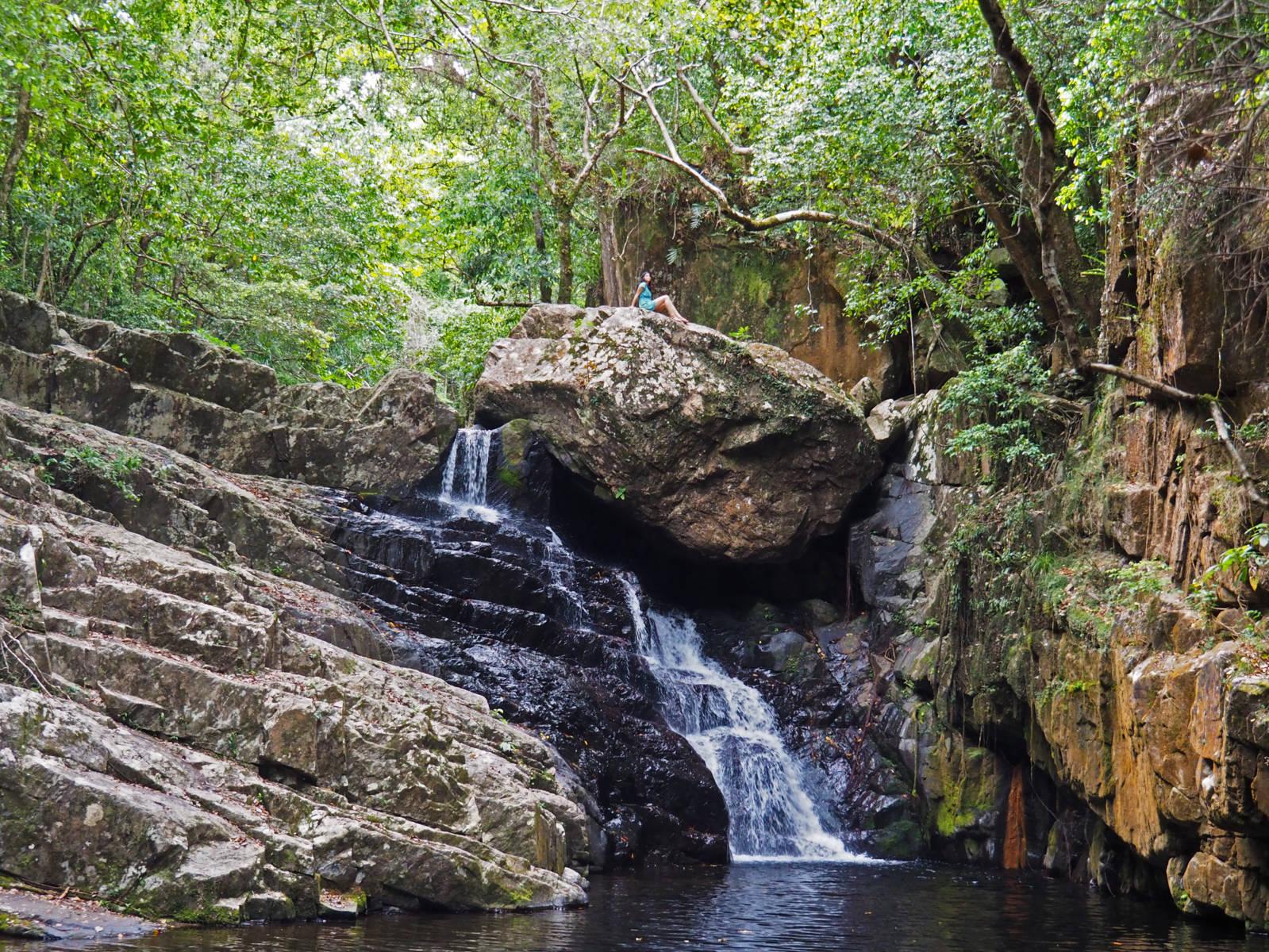 Stoney creek casacade