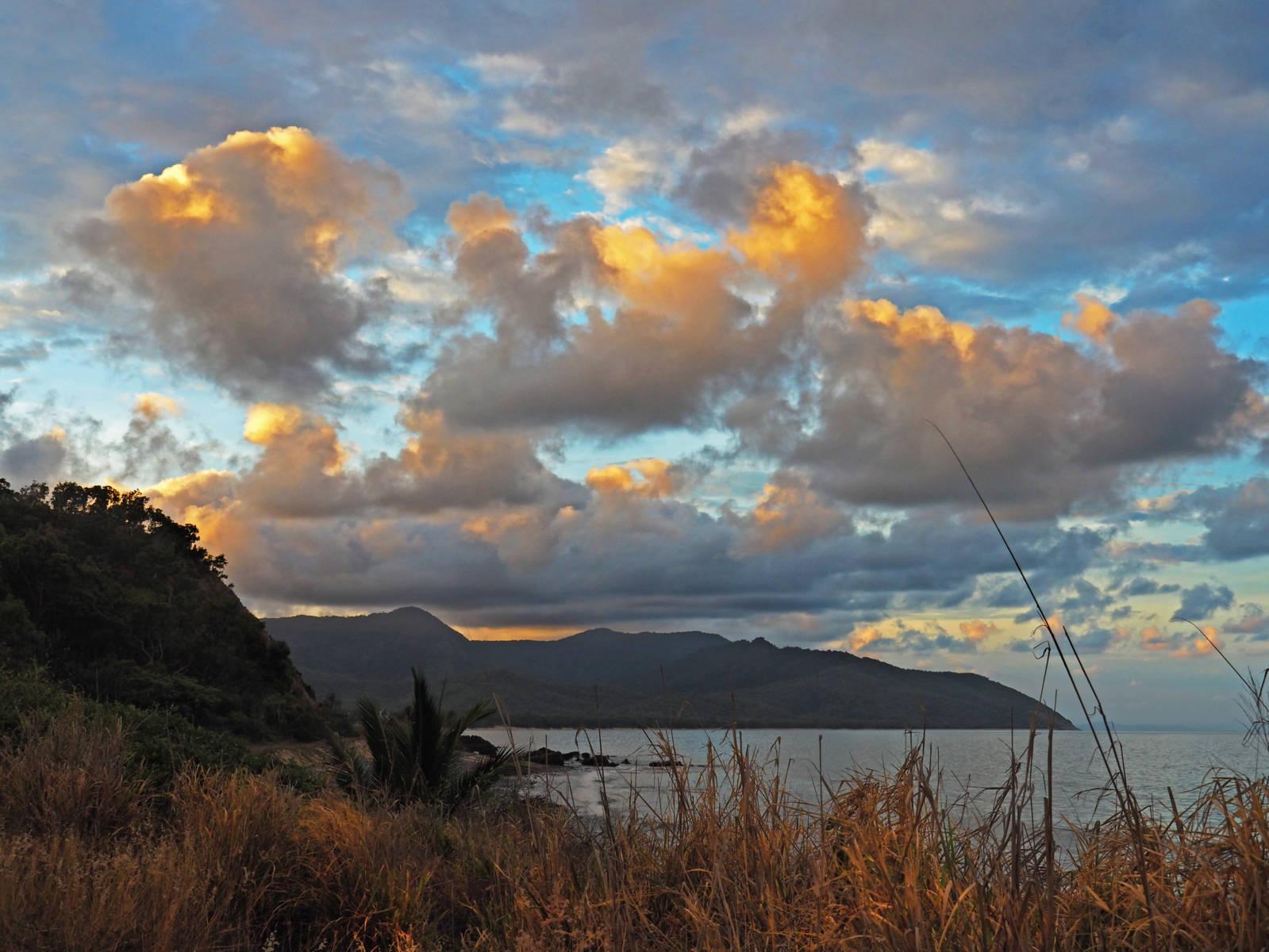 Ciel sunset cairns