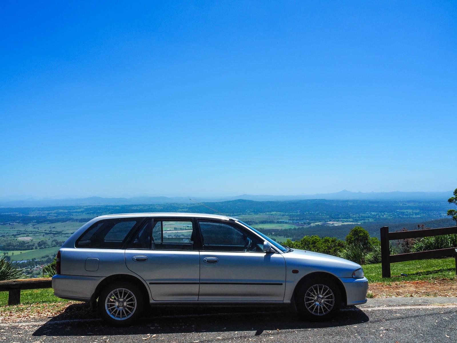 Achat voiture Australie - Mitsubishi