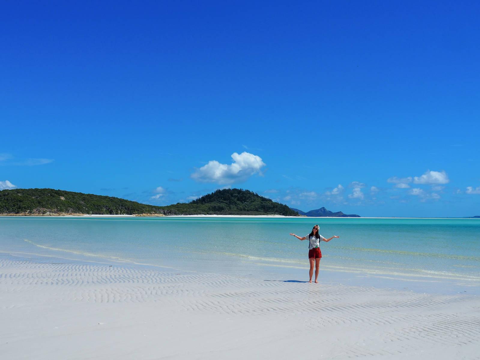 Plage Whitsunday Islands
