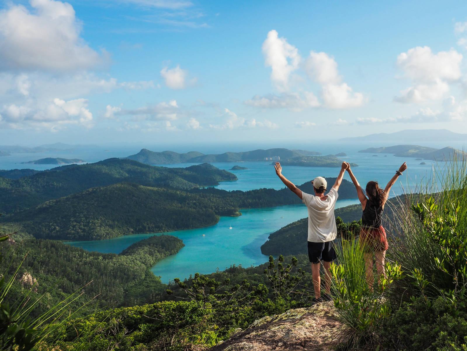 Top Whitsunday Island