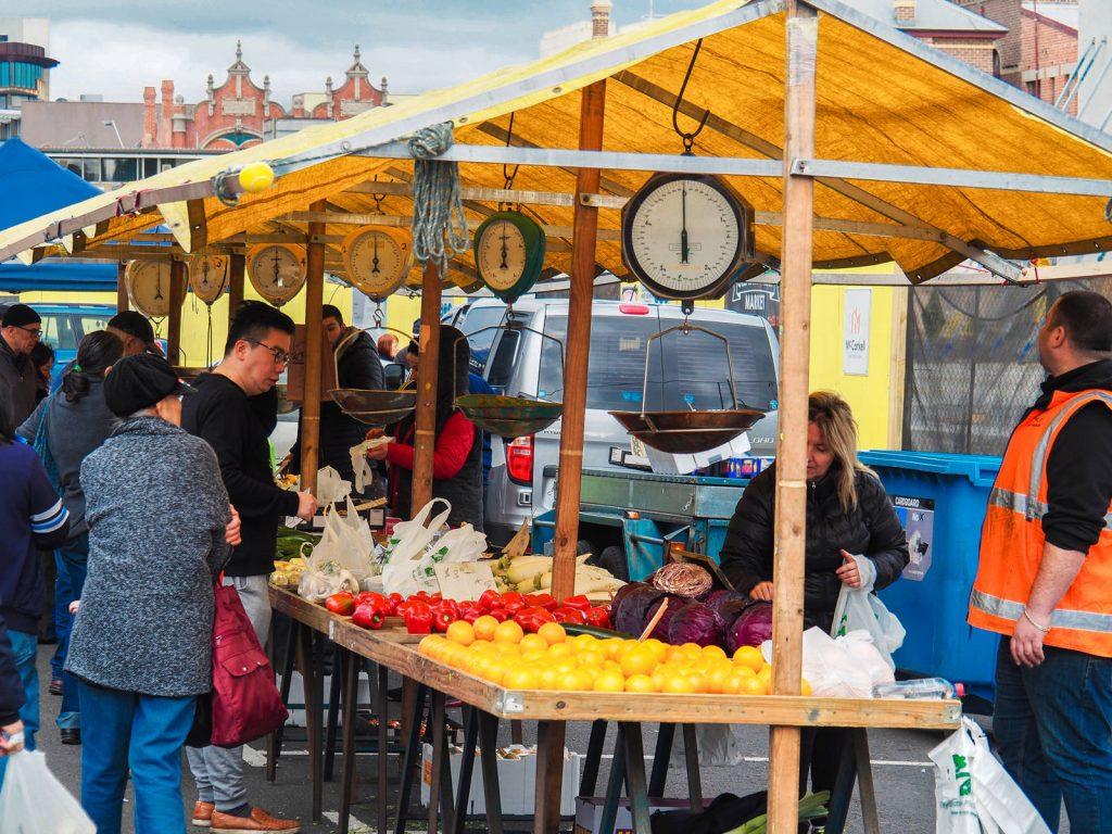 Gleadell St Market
